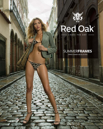 Red Oak 2008 Spring Summer Felix Da Silva