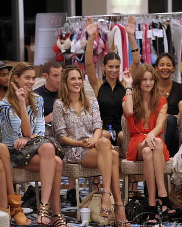 11-13 Victoria's Secret Fashion Show 2008 Production Meeting, Miami