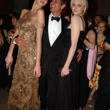 ?,? and Sophie Dahl