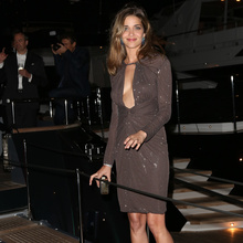67TH CANNES FILM FESTIVAL - PARTY ON ROBERTO CAVALLI' S YACHT