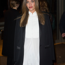 FRANCE - Paris Fashion Week - Givenchy Arrivals