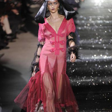 John Galliano Fall 2010 Collection